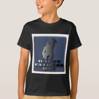 Happy fathers day. T-Shirt
