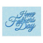 Happy Fathers Day Tarjeta Postal