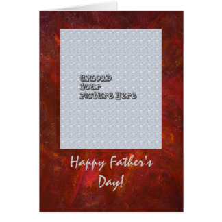 Happy Father's Day Template Card
