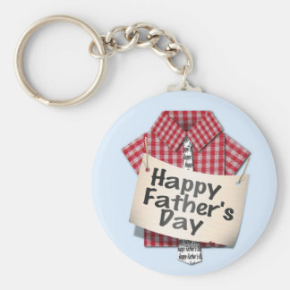 Happy Fathers Day to Someone Special Key Chain