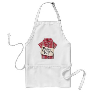 Happy Fathers Day to The Chef Standard Apron
