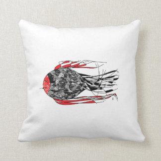 happy fish cushion