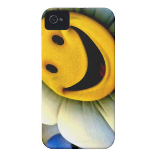 Happy Flower iPhone 4 Covers