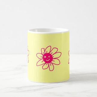 Happy Flower Mug