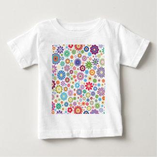 Happy flower power t shirts