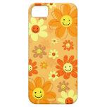 Happy Flowers iPhone 5 Cases