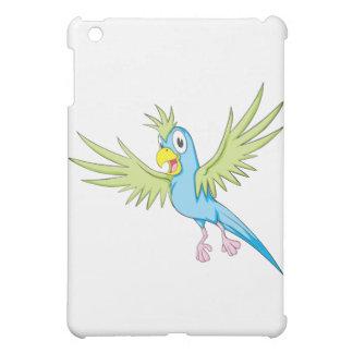 Happy Flying Parrot iPad Mini Case