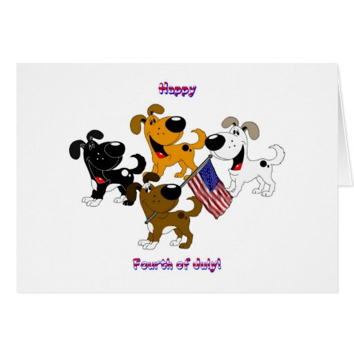 Happy Fourth of July! Card