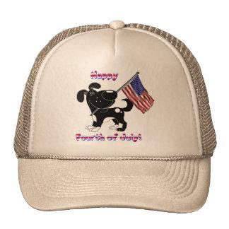 Happy Fourth of July! Trucker Hat