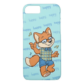 Happy Fox iPhone 7 case