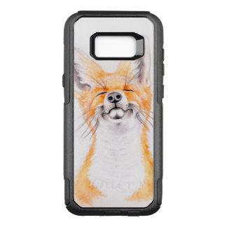 Happy Foxy OtterBox Commuter Samsung Galaxy S8+ Case