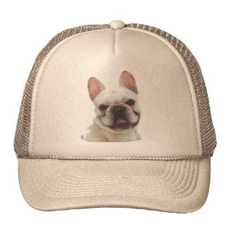 Happy French Bulldog cap