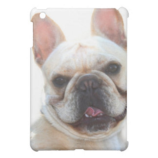 Happy French Bulldog  Cover For The iPad Mini
