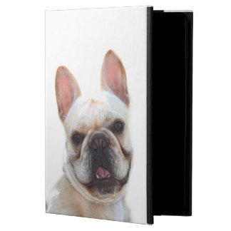 Happy French Bulldog dog iPad Air Case