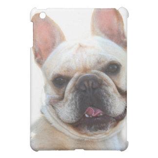 Happy French Bulldog  Cover For The iPad Mini