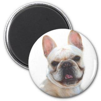 Happy French Bulldog Magnet