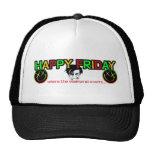 HAPPY FRIDAY LOGO TRUCKER HAT