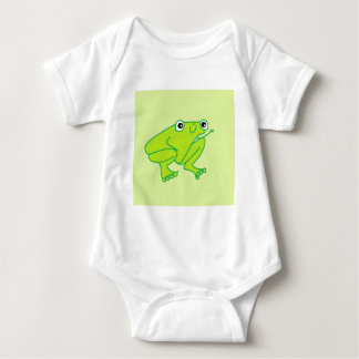 Happy Frog Baby Jersey Bodysuit