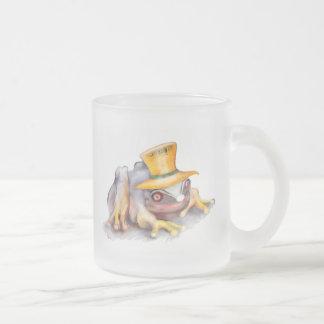 happy frog mug