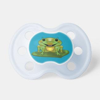 Happy Frog Pacifier