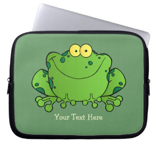 Happy Frog (personalized) Case