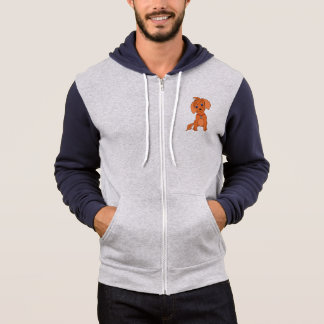 Happy Full-Zip Hoodie - Happy