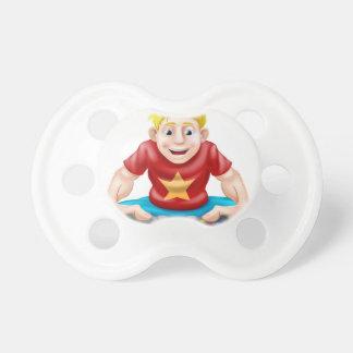 Happy gamer baby pacifier