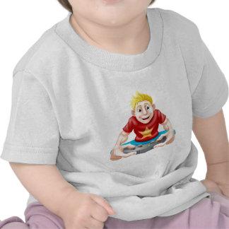 Happy gamer t shirts