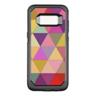 Happy geometry OtterBox commuter samsung galaxy s8 case