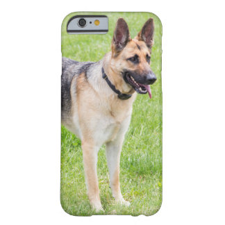 Happy German Shepherd Barely There iPhone 6 Case
