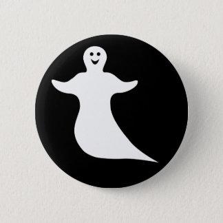 Happy Ghost 6 Cm Round Badge