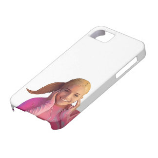 Happy Girls, Always Listen Music Barely There iPhone 5 Case