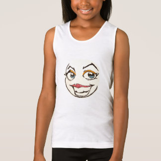 happy girls face t-shirts