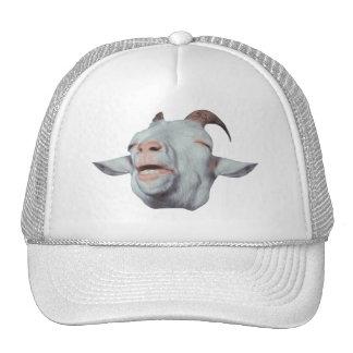 Happy Goat is Faded Cap