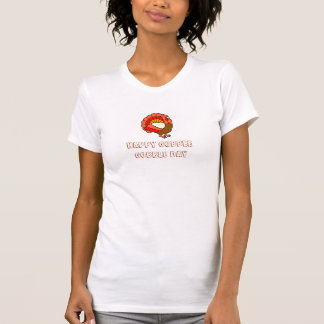 Happy Gobble Gobble Day Tee Shirts