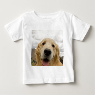 Happy Golden Retriever T Shirts