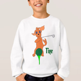Happy Golfing by The Happy Juul Company Sweatshirt