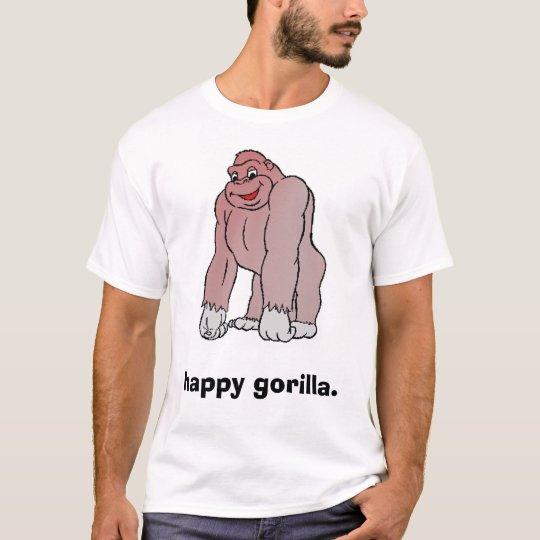 Happy Gorilla T-Shirt