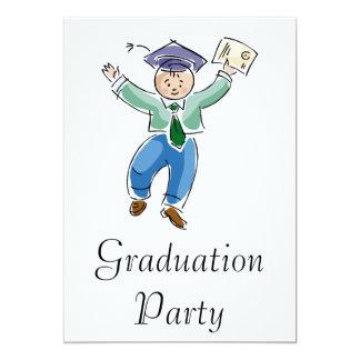 Happy grad invite