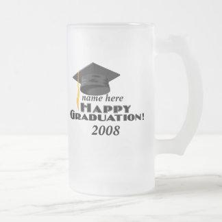 Happy Graduation-2008-customize it! Coffee Mug