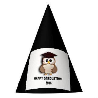 Happy graduation 2016 party hat. party hat