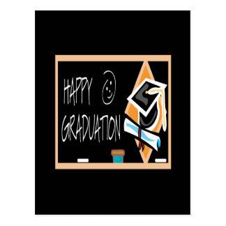 Happy Graduation 2 Postcard