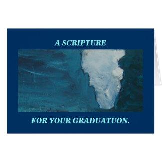 HAPPY GRADUATION GREETING CARD