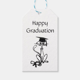 Happy Graduation Gift Tags