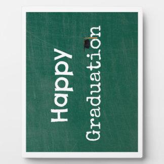 Happy Graduation Plaque