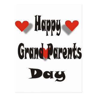 Happy Grandparent s Day Post Cards