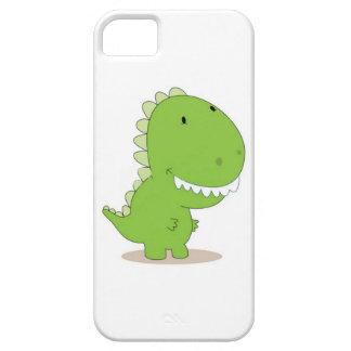 Happy Green Dino iPhone 5 Case