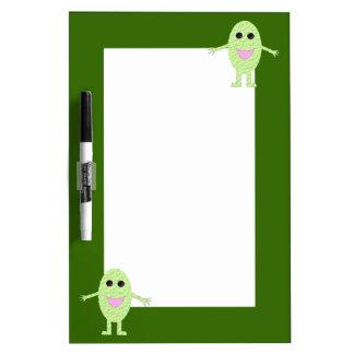Happy Green Grape Memo Board