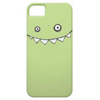 Happy Green Monster In My Pocket iPhone 5 Case