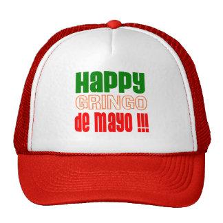 Happy Gringo de Mayo Mesh Hat